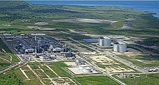Papua LNG project
