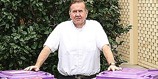 Fr Mark Franklin