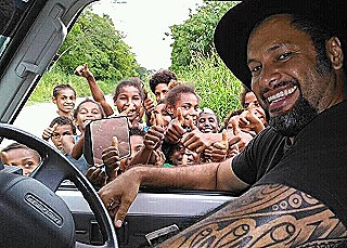 Gary-Juffa-Children
