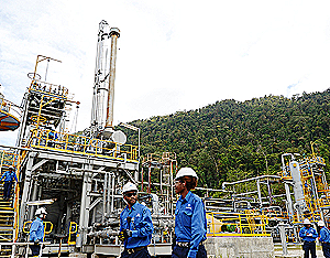 Oil Search