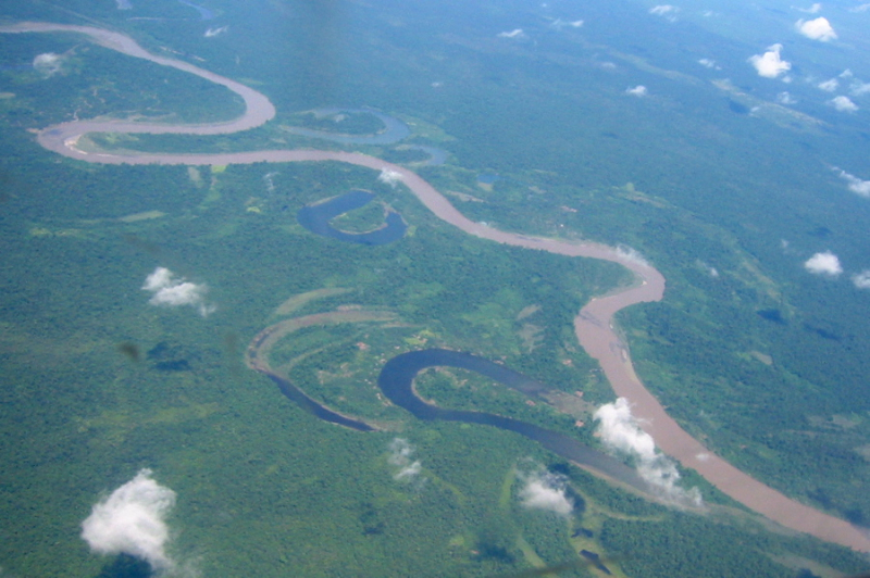 Ramu_River_from_air