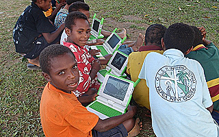 PNG kids & notebooks