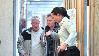 Peter Milton Walker and Jessica Ann Groff arriving at Maroochydore watchhouse in July