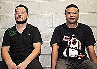 Chaujiang Gao and Xue Zhu Fu - never charged with attempted murder