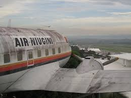 Air Niugini DC3
