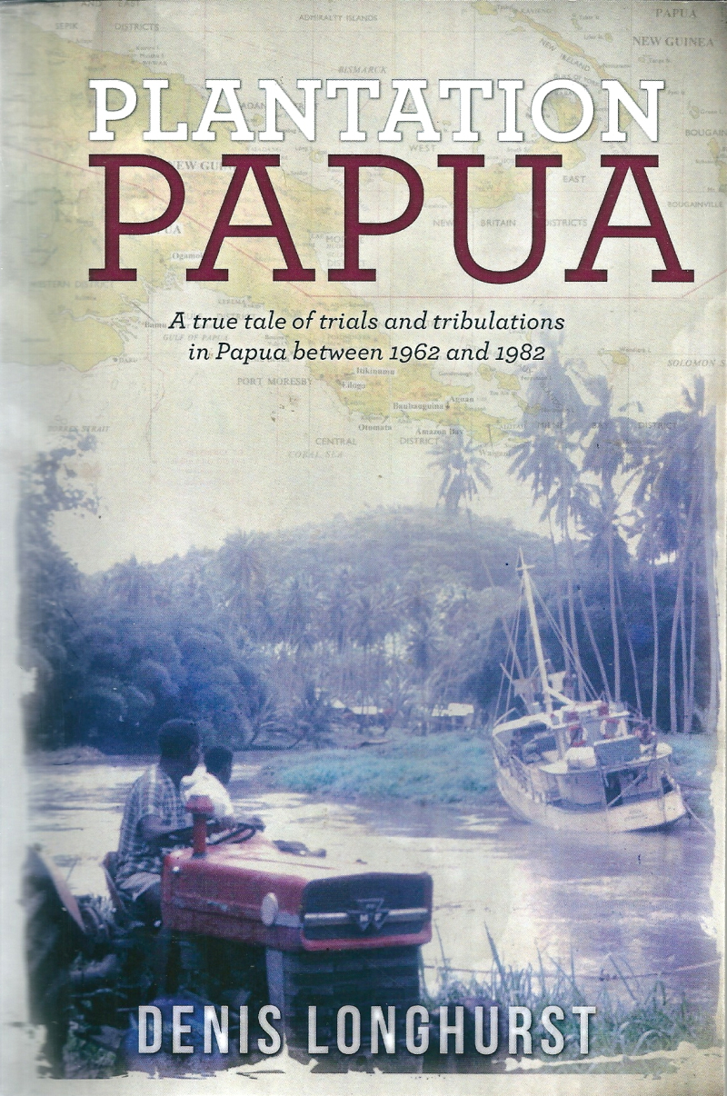 Plantation Papua Cover