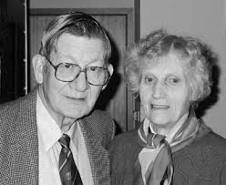 Ken and Gwen Clezy