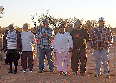 Barngarla Elders 2007