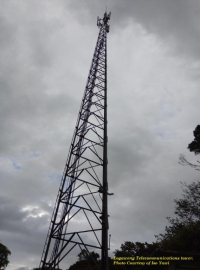 Logaweng telecoms tower