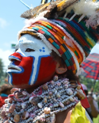 DWU - Welda woman from Western Highlands