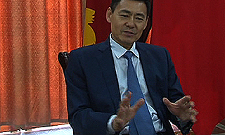 Xue Bing  China's ambassador to PNG