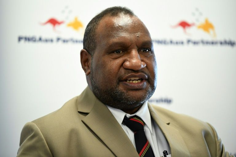 James Marape is unsure about the benefits locals will see from the multi-billion-dollar project