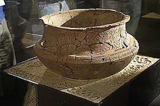Ancient Lapita pot