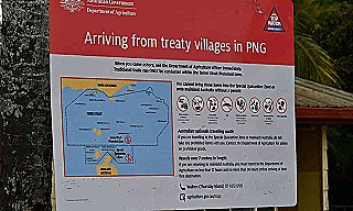 Treaty villages