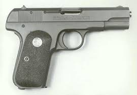 Erico found himself looking down the barrel of a .38 pistol