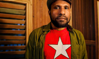 West Papuan independence leader Victor Yeimo is in hiding (Greg Nelson ACS)