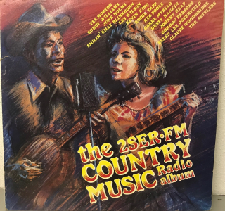 2SER Country LP front