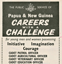 Careers with a challenge - cut down