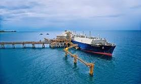 Total lng freighter