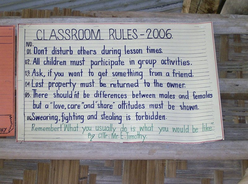 2 Tami class rules