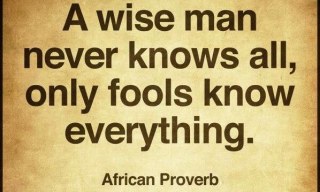 Only-fools-know-everything-african-proverb