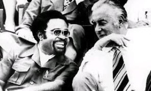 Somare and Whitlam