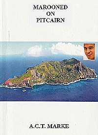 Fitz Marooned on Pitcairn Cover