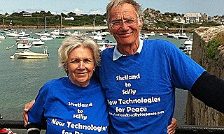 Andrew Libby & Andrew - Shetland to Scilly
