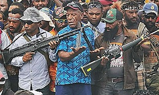 Weaponry PNG modern style