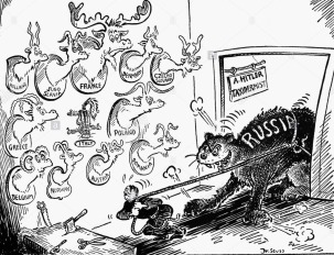 A invasion-of-russia-by-dr-seuss-theodor-geisel