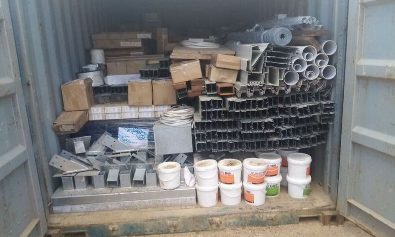 Materials for remote Western Province