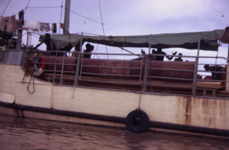 K Boats were workhorses - utilitarian  robust and reliable