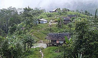 Western Province is the largest and most remote province in PNG