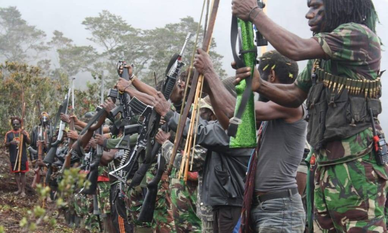 West Papua armed group
