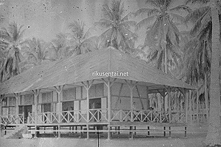 Colonial house  Wewak