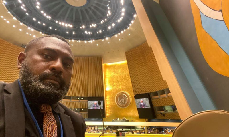 News - Peter Tsiamalili Vice Minister for Bouganville Affairs - TOP