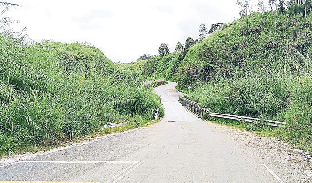 The Ialibu-Kagua built by 12 CE Works was sealed in 2019